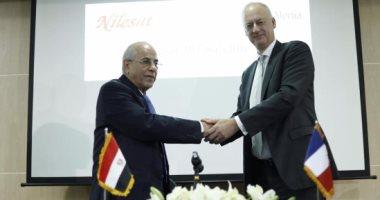 توقيع عقود تصنيع نايل سات 301 وإطلاقه يناير 2022 لتغطية أفريقيا