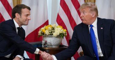 البيت الأبيض: ترامب وماكرون اتفقا على الحاجة الماسة لوقف التصعيد فى ليبيا