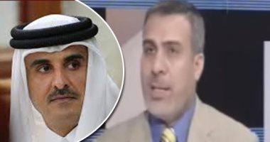 """""""شيزوفرينيا قطرية"""".. انتهاك حقوق الإنسان ومعاناة المهندس على سالم بسجون تميم.. فيديو"""