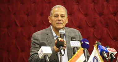 أنور السادات: القائمة الوطنية من أجل مصر تضم كوادر سياسية مرموقة.. والدولة تبذل جهودا كبيرة فى كل المجالات