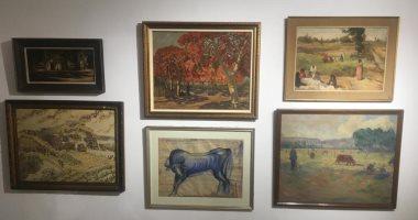 """شاهد.. """"من مختار إلى جاذبية"""" معرض لـ رواد الفن التشكيلى فى ArtTalks"""
