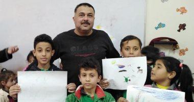 البيئة: محمية الزرانيق تنظم حملة للتوعية البيئية فى مدارس شمال سيناء