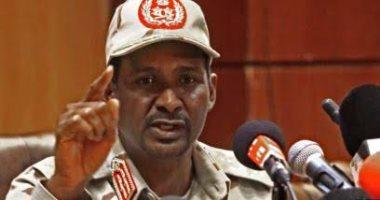 نائب رئيس مجلس السيادة بالسودان يطالب بالمساعدة فى تنفيذ اتفاق السلام بجوبا