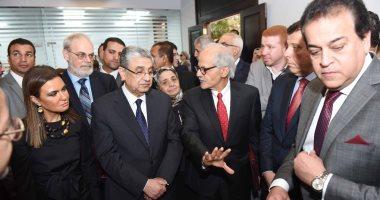 مصر وأمريكا تفتتحان مركز التميز فى مجال علوم الطاقة لإنشاء 3 مراكز بقيمة 90 مليون دولار