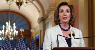 """نانسي بيلوسي تصف البيت الأبيض بـ""""أحد أخطر الأماكن فى البلاد"""" بسبب كورونا"""
