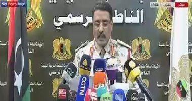 المسماري: ندعو المجتمع الدولي لمساعدة ليبيا في القضاء على الميليشيات