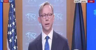براين هوك: إيران بدأت تزوير الانتخابات والعقوبات مستمرة