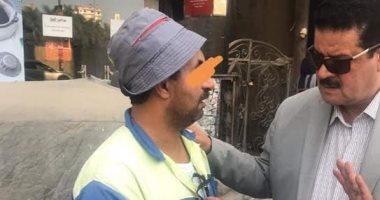 رفض وظيفة فى الحى من أجل التسول.. ضبط شخص ينتحل صفة عامل نظافة بالشرقية