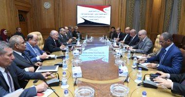 اجتماع بين وزيرى الإنتاج الحربى والإسكان لمتابعة المشروعات المشتركة