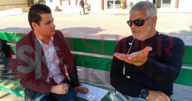 """إكرامى لـ""""سوبر كورة"""": لا يوجد حارس فى مصر يصلح لتمثيل الأهلى"""