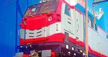 12 معلومة عن جرارات السكة الحديد الأمريكية الجديدة بعد وصول الدفعة الخامسة