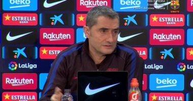 برشلونة ضد مايوركا.. فالفيردى يعلق على اعتزال ميسي ويشيد براكيتيتش