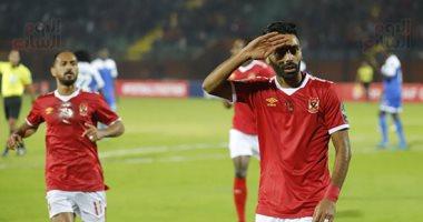 تعرف على سر إشارة حسين الشحات بعد تسجيل الهدف الأول أمام الهلال