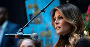 ميلانيا ترامب توجه نصيحة حول التباعد الاجتماعى لعبور أزمة كورونا