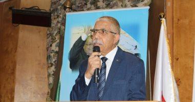 حزب حماة الوطن يلتقى نقباء الصيادلة لمناقشة تطوير صناعة الدواء