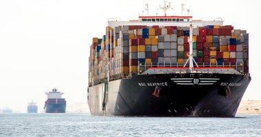عبور 1594 سفينة قناة السويس خلال شهر نوفمبر بحمولات 101.6 مليون طن