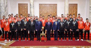الجريدة الرسمية تنشر قرار الرئيس بمنح المنتخب الأولمبى وسام الرياضة
