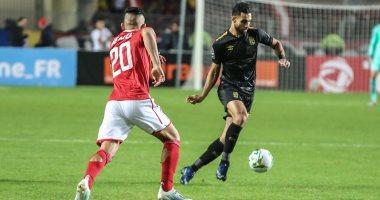 مجموعة الأهلى.. كريم العريبى يسجل هدف النجم الساحلى الأول ضد بلاتينيوم