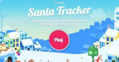 جوجل تحدث خدمة Santa Tracker للاحتفال بالكريسماس