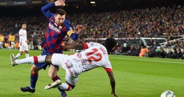 """برشلونة ضد مايوركا.. الضيوف يقلصون الفارق إلى 2-4 """"فيديو"""""""