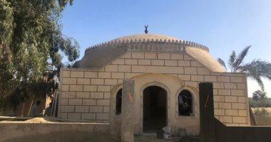 تعرف على أول تعليق من شقيق هيثم أحمد زكى بعد بناء مسجد باسم الراحل
