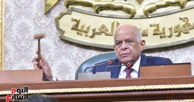 رئيس البرلمان: عدم وجود هيئة مستقلة للشهر العقارى مخالفة جسيمة للدستور