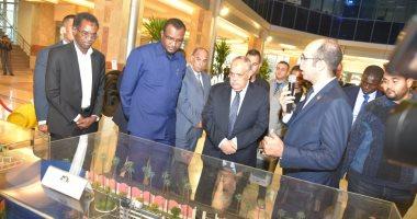 """السفير التشادى بالقاهرة: """"مصر بلد عظيمة وسأنقل خبراتها لدولتى"""".. صور"""
