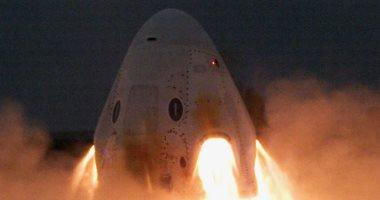 """SpaceX تستعد لاختبار كبسولة """"كرو دراجون"""""""