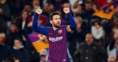 ميسي أبرز غيابات برشلونة ضد الإنتر فى دوري ابطال اوروبا