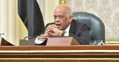على عبد العال يرفع جلسة البرلمان لـ22 ديسمبر.. ويتوجه لأسوان