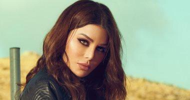 Haifa vs corona.. هيفاء وهبى تحارب كورونا بتحد جديد لمتابعيها