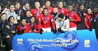الأهلى والعين ضمن 7 مفاجآت صنعت الحدث فى تاريخ كأس العالم للأندية
