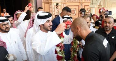 منتخب البحرين يتلقى استقبالاً رائعًا بعد عودته بكأس الخليج.. فيديو وصور