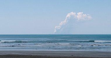 شرطة نيوزيلندا: المفقودون الثمانية بعد ثوران البركان لقوا حتفهم على الأرجح