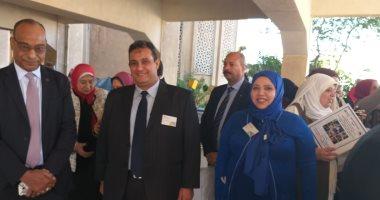 التعليم تكرم مدرسة كفر الجمال الرسمية بطوخ لحصولها على جائزة المدرسة الدولية