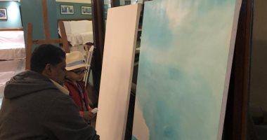 انطلاق فعاليات ملتقى الأقصر الدولى للتصوير في دورته الـ 12بمشاركة 19 فنانا