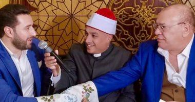 صلاح عبد الله في عيد ميلاد زوج ابنته: كل سنة وأنت وحفيدي.. وبنتي بخير