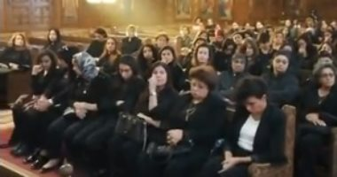 جنازة سمير سيف