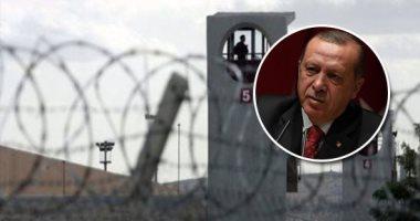 العلاج ممنوع عن مساجين تركيا.. تعرف على أساليب قمع أردوغان لشعبه