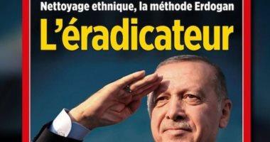 """مجلة """"لوبوان"""" تحصل على جائزة الصحافة بتقرير يتهم أردوغان بالتطهير العرقى"""