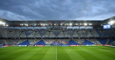 سالزبورج ضد ليفربول.. ملعب المباراة جاهز لموقعة دورى ابطال اوروبا