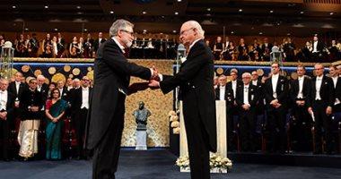 """توزيع جوائز """"نوبل"""" فى السويد والنرويج"""