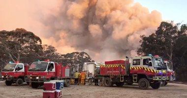 أستراليا: الآلاف يوقعون عريضة لإلغاء الألعاب النارية بسبب الحرائق