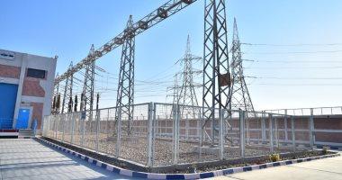 تعرف على محطة كهرباء غياضة ببنى سويف إحدى أكبر محطات العالم