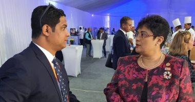 """مستشار الاتحاد الأفريقى توضح لـ""""اليوم السابع"""" تفاصيل مركز إعادة الإعمار والتنمية"""