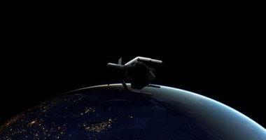 ابتكار شاحنة سحب فضائية لتنظيف مدار الأرض من النفايات.. صور