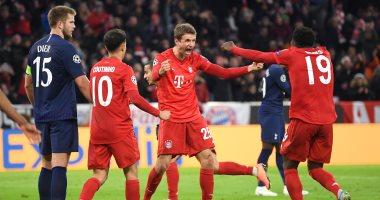 بايرن ميونخ +19 يسيطر على الأرقام القياسية فى دوري أبطال أوروبا