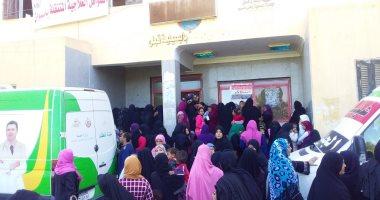 صحة الوادى الجديد : 32 مركزًا طبيًا في مبادرة   صحة المرأة   فبراير المقبل -