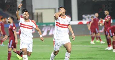 جماهير الزمالك تهاجم أحمد بلال بعد هدف مصطفي محمد