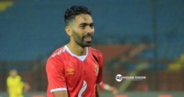 """حسين الشحات ينضم لكتيبة نجوم الكرة على تيك توك بـ""""فيديو غنائى"""""""